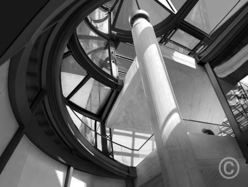 No title. Deutsche Historische Museum, Berlin I. M. Pei architect (1917 –2019)