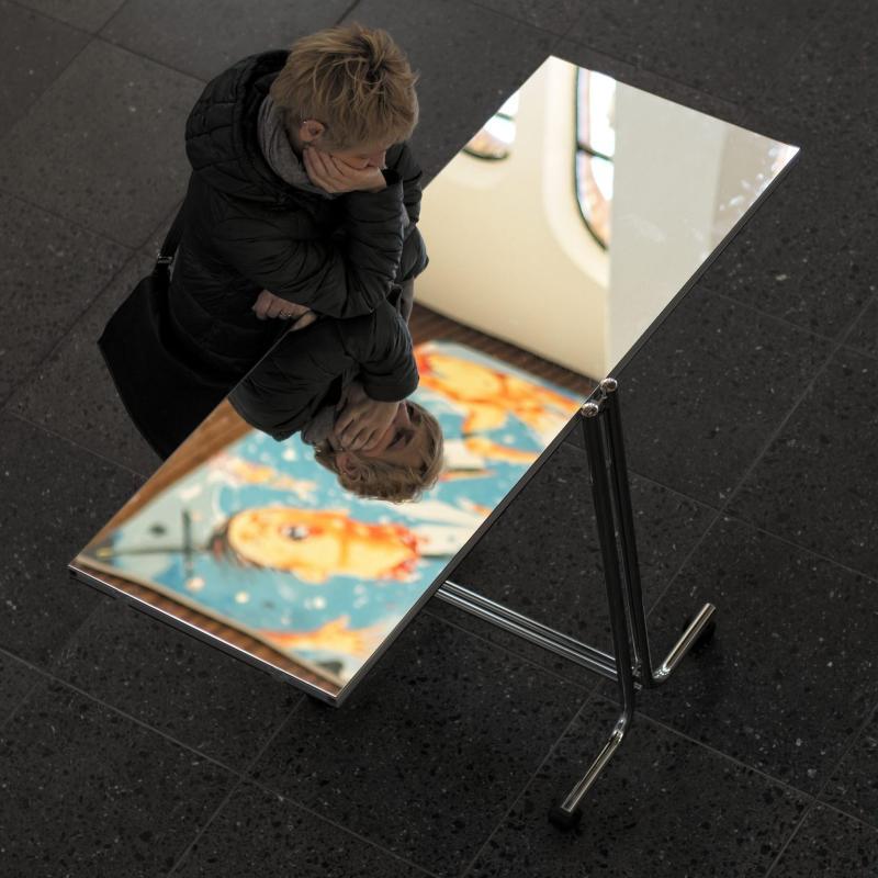 Skyscape reflections #1 Norbert Bisky - POMPA