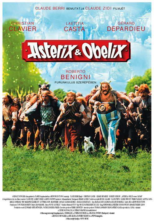 Астерикс и Обеликс против Цезаря (2000) Описание, новости ...