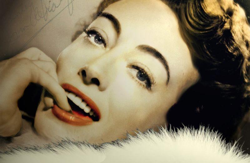 Hollywoodzki uśmiech Joan Crawford podbił serca milionów