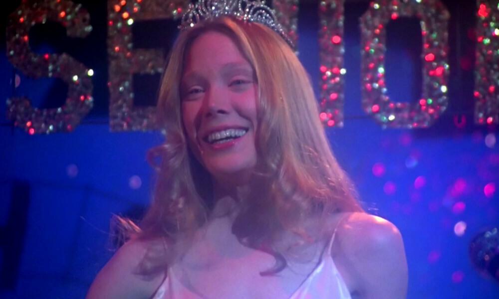 Carrie - scena zbalu. Najlepsze filmy oszkole
