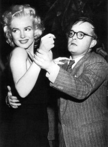 """Marilyn Monroe była ulubienicą pisarza Trumana Capote. Chciał, żebytoona, nieAudrey Hepburn zagrała wadaptacji jego """"Śniadania uTiffany'ego"""""""