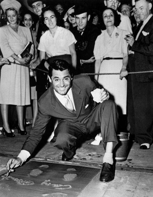 Cary Grant ifanki.