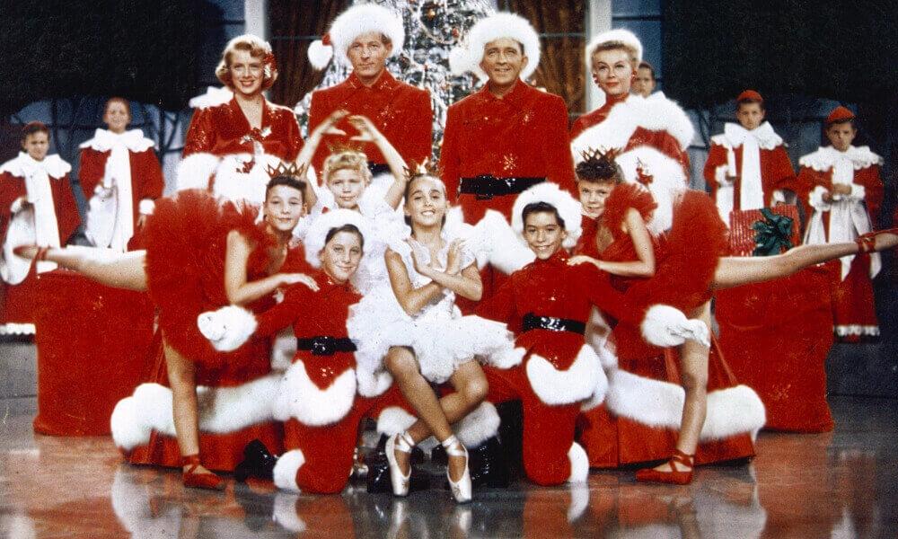 Białe Boże Narodzenie - kultowe filmy świąteczne