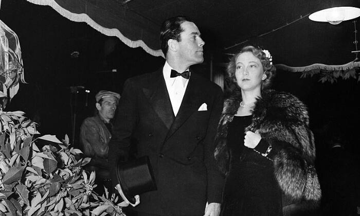 Henry Fonda iFrances Ford Seymour (1931)