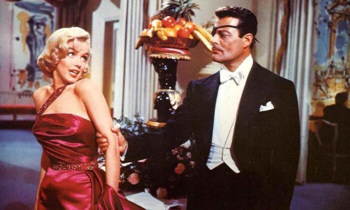 Klasyczne komedie romantyczne - jak poślubić milionera