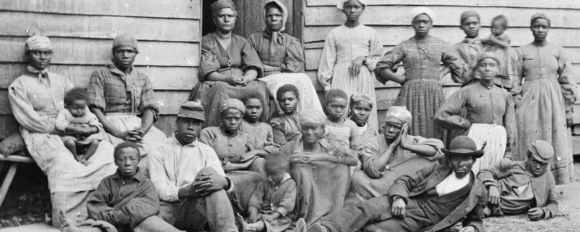 Czarnoskórzy niewolnicy zPołudnia