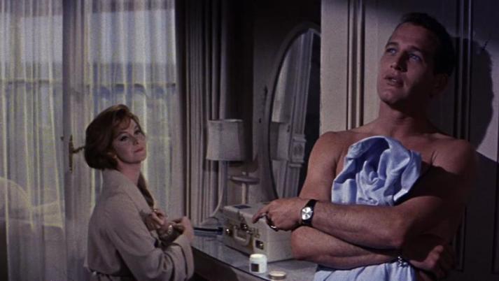 Paul Newman - słodki ptak młodości.