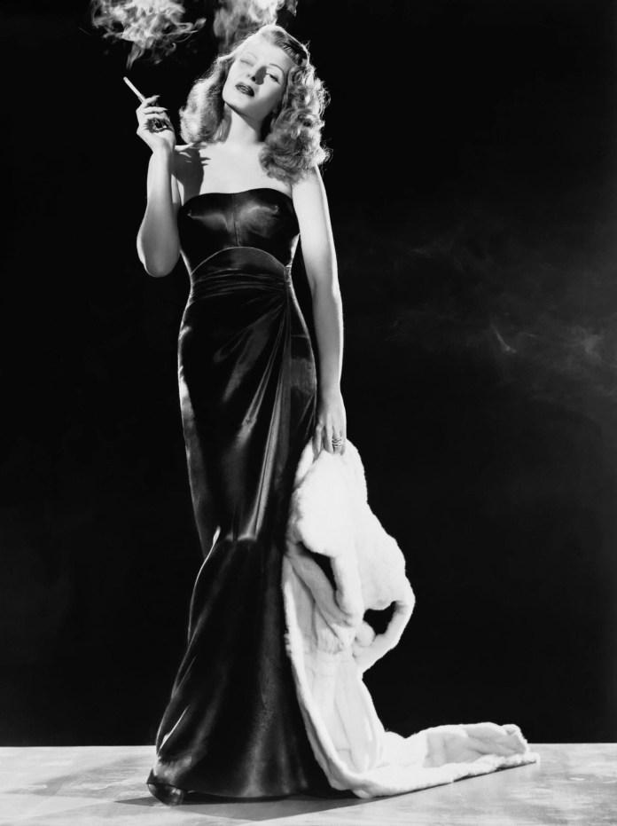 Gilda - najsłynniejsze wcielenie Rity Hayworth.