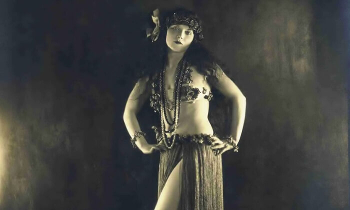 Hollywood opolskich korzeniach - Gilda Grey