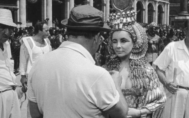 Zdjęcie zplanu filmu Kleopatra