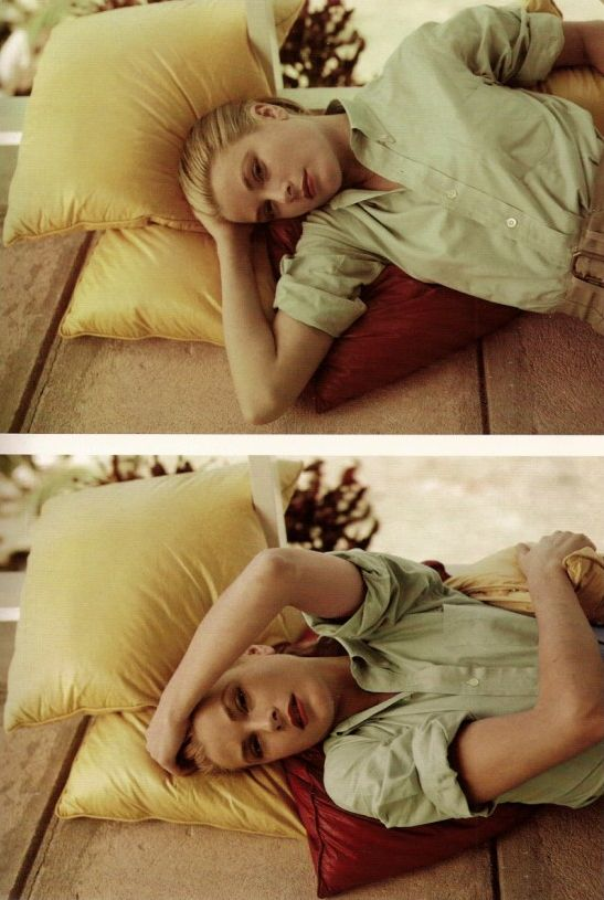 Grace Kelly na Jamajce w 1955
