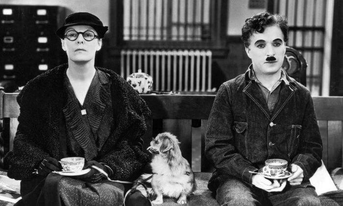 Klasyka komedii - Modern times, dzisiejsze czasy