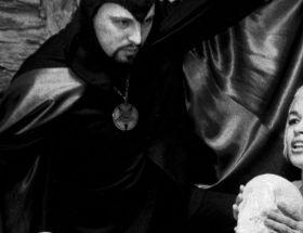 Anton LaVey i Jayne Mansfield - klątwa szatana
