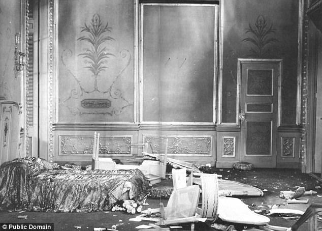Pokój 1920 wSt. Francis Hotel