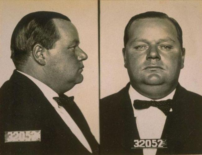 Roscoe Arbuckle - zdjęcie zwięzienia