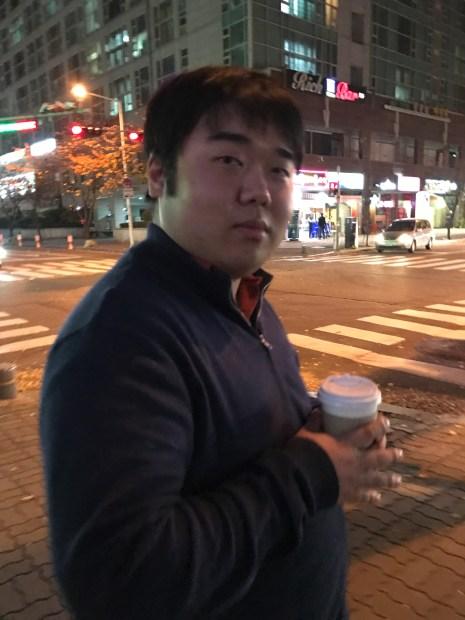 Runner - Jong Sik Choi