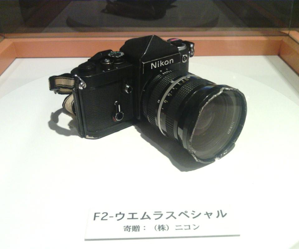 Nikon F2チタン