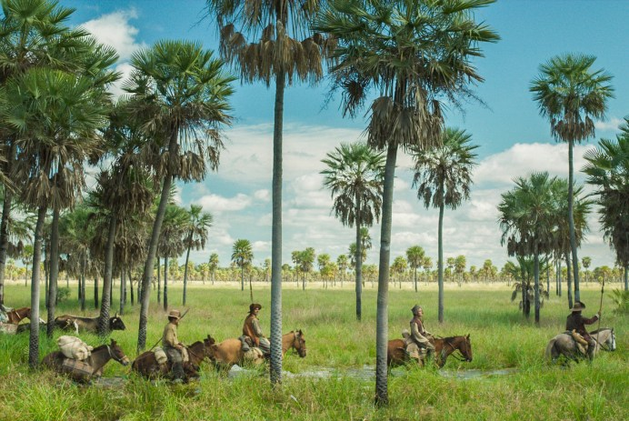 A still from Zama.
