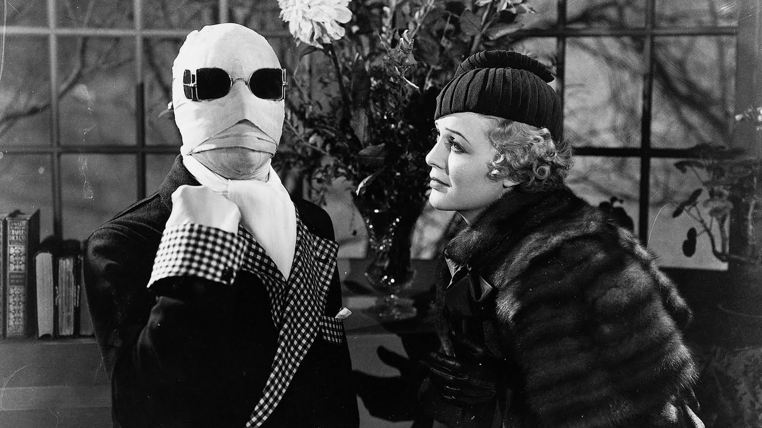 Inspiring Films The Invisible Man