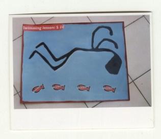 """Gegen den Strom"" - Peinture acrylique // Acrylic painting"