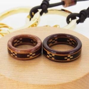 木婚式 結婚記念日 プレゼント 指輪