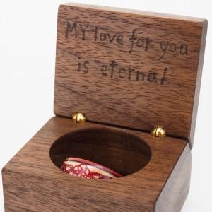 誕生日 婚約指輪 プレゼント