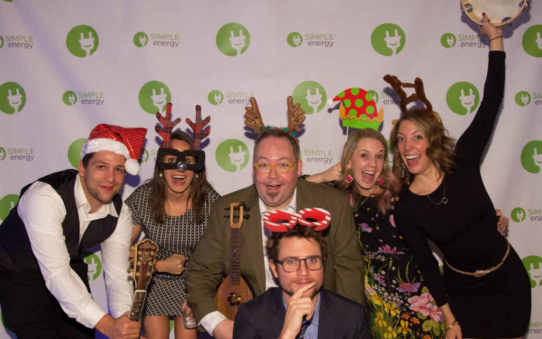 3 Reasons to include a photo booth at your holiday party | Salt Lake City Photo Booth Rental