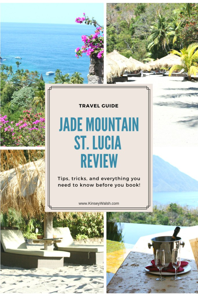 Jade Mountain Honeymoon - tips you need to know before