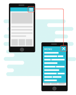 Diseño receptivo de su blog