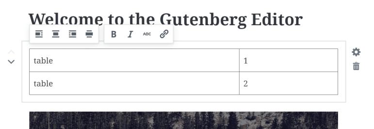 Meja Gutenberg