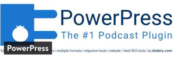 WordPress podcast: PowerPress