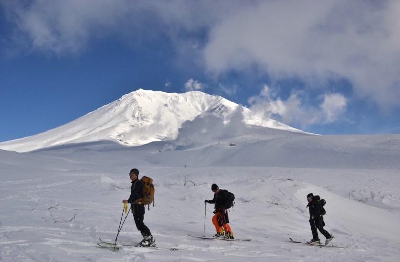 北海道パウダートリップ 前半戦 @大雪山!