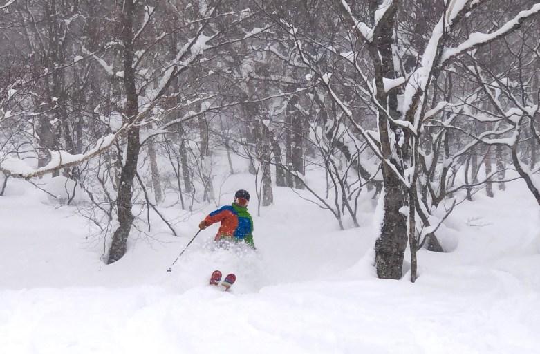 史上最強の寒波来襲 北東北パウダー&バックカントリー