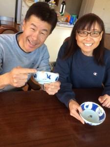 Repair work of kobachi bowl - ($55 each)