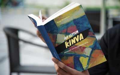 Előrendelhető a KINVA könyv!