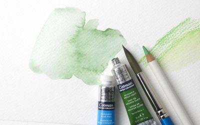 Az akvarell festés előnyei