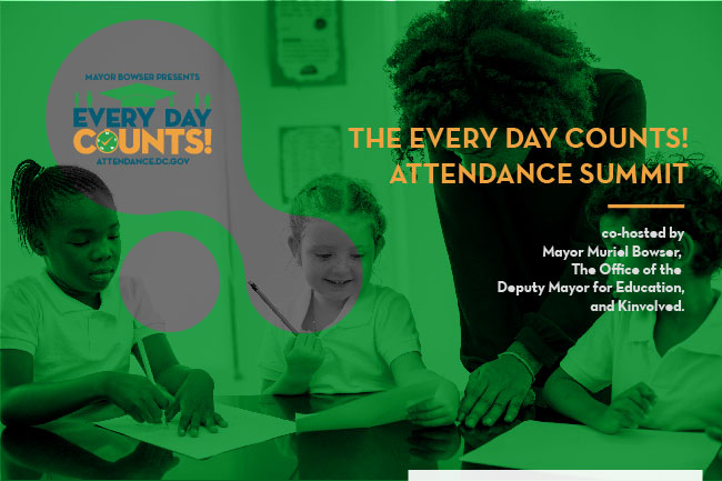 Every day counts, Washington DC summit