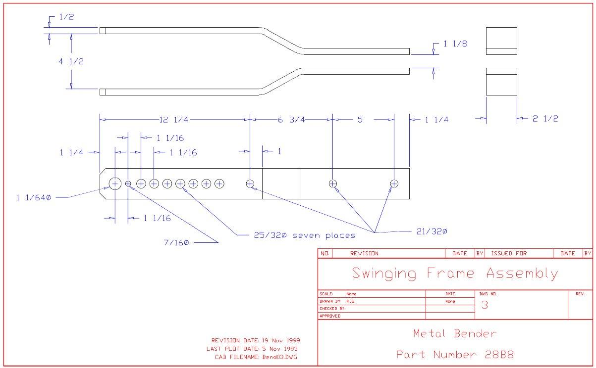Home Bender Made Tubing
