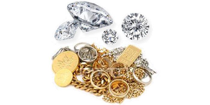 貴金属・宝石