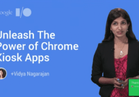 Google Chrome kiosk