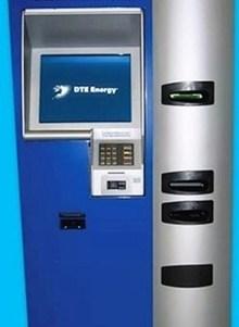 DTE Energy bill payment kiosks