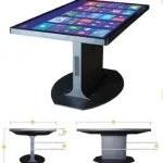 museum table kiosk