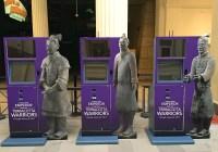 ticketing kiosk digital sign