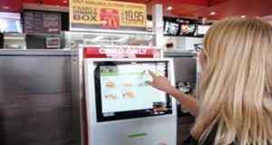 fast food kiosks