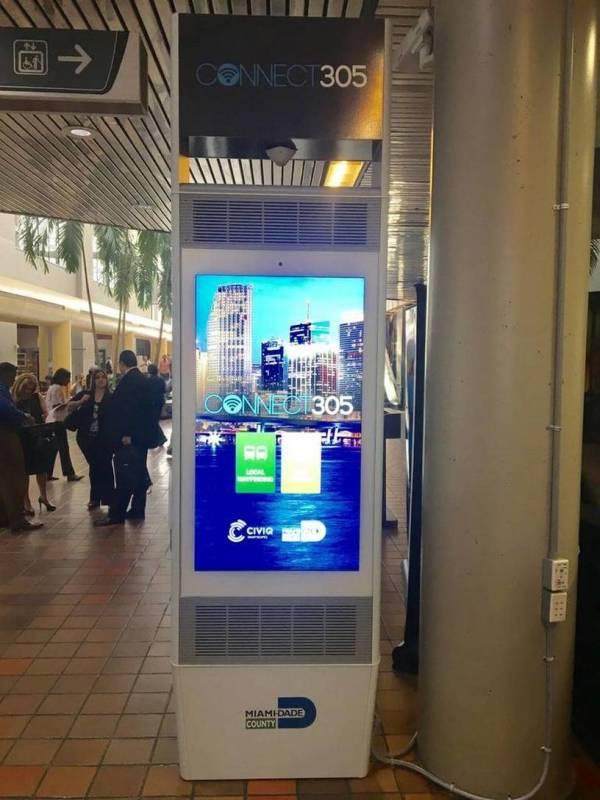 transit kiosk