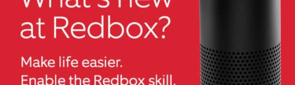 Redbox Alexa Available