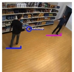 Cashierless Smart Store