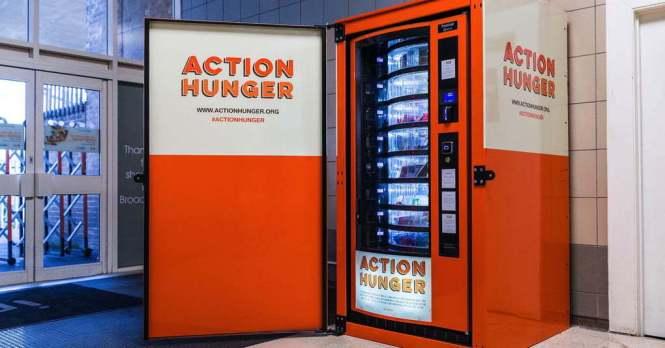 vending machines for homeless
