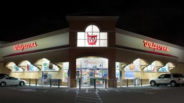 Walgreens telemedicine kiosk